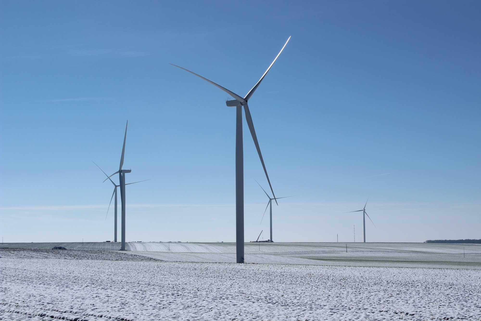 Parc éolien d'Armentières-sur-Ourcq et Rocourt-Saint-Martin